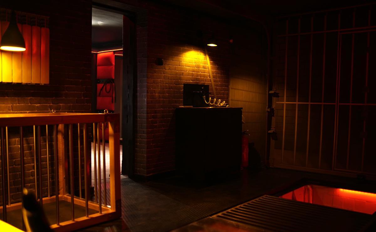 The Cartel Room